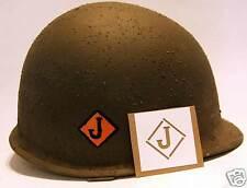 M1 M2 Helmet Stencil 505th PIR 1st BTN WWII Jack Airborne Paratrooper 82'd Para