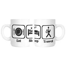 Traveller Backpacker Gift Mug