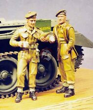 "Resicast 1/35 A ""Taste of France"" British Soldiers 15th Scottish Drinking 355568"
