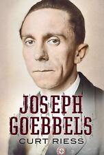 Joseph Goebbels by Riess, Curt