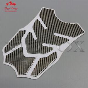 fit for Ninja 400 300 650R Z900 Versys-X Tank Pad Carbon Stickers Decal Emblem