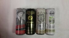 4 Slimline 355ml Beer Cans from Australian Brewery