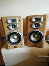 JBL Studio L830 Kompaktlautsprecher *1 Paar in Buche hell*