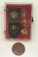 Boy Scout pins, 1973 National Jamboree Medallion