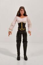 "2011 Angelica Teach 4"" Jakks Action Figure Disney Pirates Of The Caribbean"