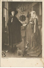 PC28509 Arnolfini and His Wife. J. Van Eyck. National Gallery. Vandyck Printers