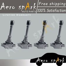 For Nissan Altima Sentra Cube Rogue Ignition Coils UF549 Set of 4 22448-ED000