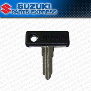 NEW SUZUKI DR-Z400 DRZ 400 E S SM DRZ OEM KEY BLANK A123 TYPE C 37146-01F00