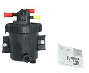 Filter Kraftstoff Diesel Komplett Citroen Berlingo C5 Peugeot 206 307 2.0 HDI