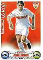 291 Serdar Tasci - VfB Stuttgart - TOPPS Match Attax 2009/2010