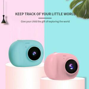 Children Digital Camera HD 1080P LCD Toy X-Mas Gift For Kids New Present Mini UK