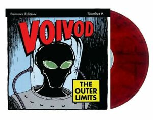 VOIVOD The Outer Limits - LP / Red Black Smoke Vinyl (2021)