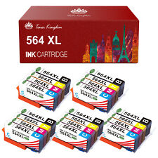 Multipack 564XL Ink Cartridge Set for HP Photosmart 5520 5510 5514 C410 C510 lot