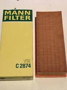 Mann Air Filter C2874 For Honda Rover Group
