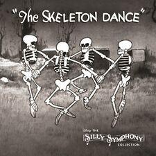 "Silly Symphony SKELETON DANCE/THREE LITTLE PIGS Disney RSD 2016 New Vinyl 10"""