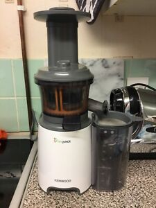 Kenwood Chef Pure Juice slow masticating juicer Free Postage