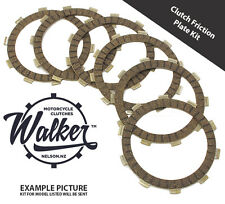 Kawasaki EN450 EN500 EX500 Ninja KZ550 GPZ550 ZR550 Clutch Friction Plate Kit