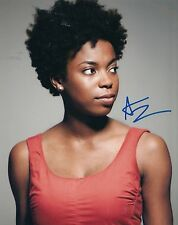 SASHEER ZAMATA signed *SATURDAY NIGHT LIVE* TV SNL 8X10 photo *PROOF* W/COA #2