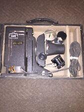 Working 30s Vintage Sve Tri Purpose Projector Model Aaa w/ Original Box A12
