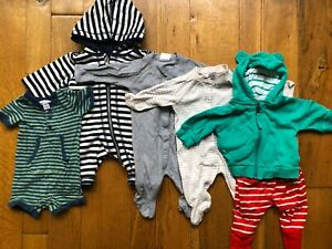 Hanna Andersson 0-3 Month Baby Bundle