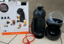 Krups KP1000 Dolce Gusto Capsule Coffee Machine Black + Plastic Pods Holder Rack