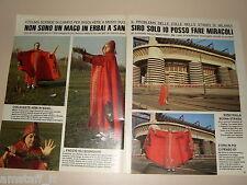 MAGO OTELMA SAN SIRO STADIO clipping articolo fotografia foto photo 1991 AS31