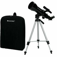 CELESTRON 21035 Celestron Travel Scope  Telescope Kit 70mm f/5.7 AZ Refractor
