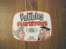 1960's Ideal PEBBLES doll WRIST hang TAG (Reproduction)