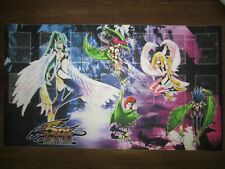 Harpie Lady custom playmat! Yu-Gi-Oh! Ok condition
