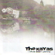 THE KAYAS: I HAVE BEEN WAITING -  CD SINGLE (2011) 2 TRACKS / CARD SLEEVE