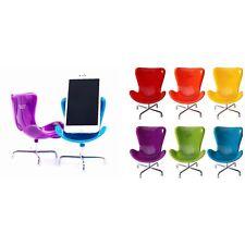 4 X Soporte para Teléfono Móvil Soporte de escritorio silla novedad Iphone Samsung Varios Colores