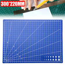 US A4 Size Leather PP Board Cutting Mat Pad Office Stationery Hobby Design Craft
