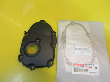 NEW OEM GENUINE YAMAHA YZF R6 RIGHT OIL PUMP ENGINE COVER W/ GASKET YZFR6 06-15