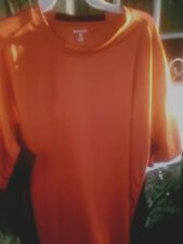 T Shirt~2X - Red & Black~Sport~Top~Athletic Bugle Boy