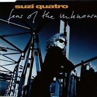 Suzi Quatro Fear of the unknown (1993) [Maxi-CD]