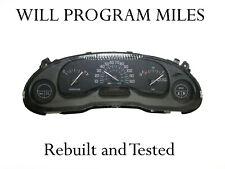 1997-2004 Buick Regal Speedometer Gauge Cluster 10328925 *Any Miles*