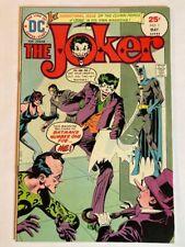 The Joker #1 (1975) 8.0 VF (or even better!)