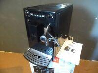 Melitta E957-204 Kaffeevollautomat Caffeo Solo & Perfect Milk schwarz Milchdüse