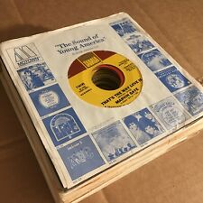 LOT of 24 MARVIN GAYE 45 rpm records ~R&B/soul/funk ~ INSTANT COLLECTION
