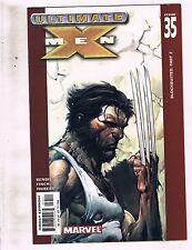 Lot of 5 Ultimate X-Men Marvel Comic Books #35 36 37 38 39 AK8