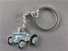 Ferguson TE20 Grey Fergie Tractor Keyring Farming Gift