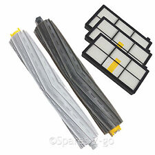 Beater Bar & Brushroll + 3 x Filters Kit for iRobot Roomba 800 900 Series Vacuum