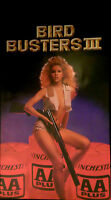 WINCHESTER BIRD BUSTERS III 1984 PINUP POSTER AA AMMO PROMO MAN-CAVE FRAMEABLE