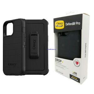 Otterbox Defender Pro Series Case w/ Holster Clip for iPhone 12 Pro Max 6.7""