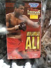 "Starting Lineup  97 Timeless Legends Muhammad Ali 12"" Boxing Figure 1997"