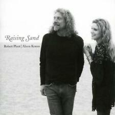 Robert Plant and Alison Krauss : Raising Sand CD (2007)