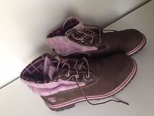 Timberland donna roll-top rosa,42