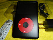 Apple iPod classic 6th Generation Black (80 GB)  U2 Special Edition + extras!