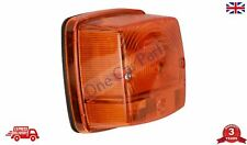 Tractor 2030-2040  FRONT PARKING LAMP Orange Amber