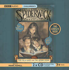 Spiderwick Chronicles :Field Guide & Seeing Stone - Holly Black (CD Audio Book)